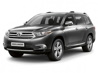 2012 Toyota Highlander 3.5 AT  - 1 249 000 руб.