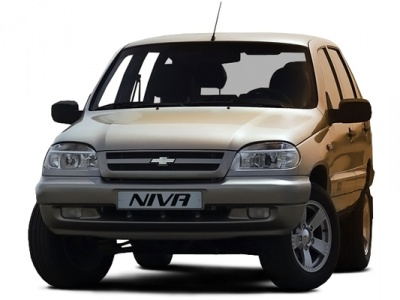 2007 Chevrolet Niva 1.7 MT  - 240 000 руб.