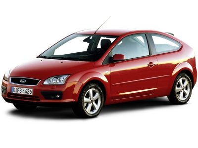 2008 Ford Focus 1.6 MT  - 345 000 руб.