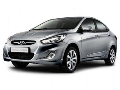 2013 Hyundai Solaris 1.4 AT  - 465 000 руб.