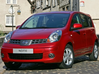 2007 Nissan Note 1.6 AT  - 299 300 руб.