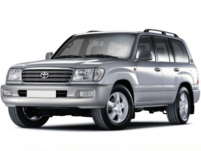 2006 Toyota Land Cruiser 4.2 D MT  - 1 550 000 руб.
