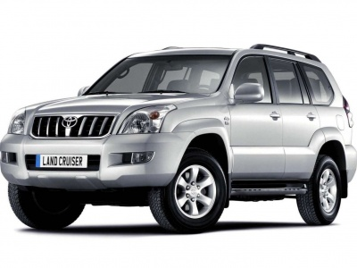 2004 Toyota Land Cruiser Prado 4.0 AT  - 1 152 000 руб.