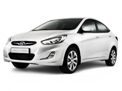 2012 Hyundai Solaris 1.6 AT  - 480 000 руб.
