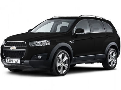 2012 Chevrolet Captiva 2.4 AT  - 765 000 руб.