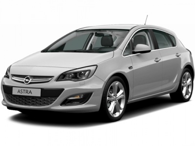 2013 Opel Astra 1.4 Turbo AT  - 549 000 руб.