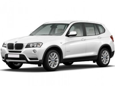 2012 BMW X3 20d AT  - 1 124 060 руб.