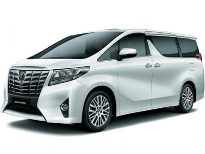2017 Toyota Alphard 3.5 AT  Executive Lounge - 5 090 000 руб.