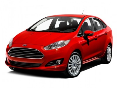 2015 Ford Fiesta 1.6 Powershift  - 569 000 руб.