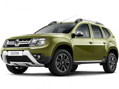 2017 Renault Duster 1.5 dCi MT 4x4  Expression - 1 029 000 руб.