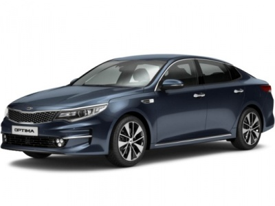 2017 KIA Optima 2.4 AT  Luxe - 1 436 116 руб.