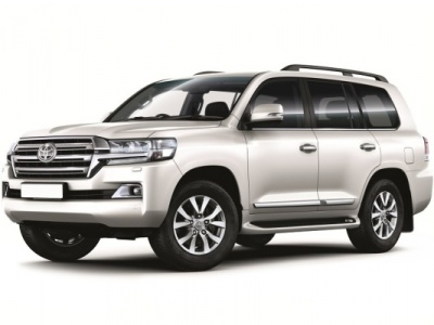 2017 Toyota Land Cruiser 4.6 AT  - 5 556 000 руб.