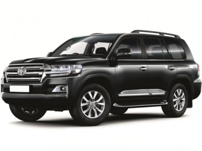 2017 Toyota Land Cruiser 4.6 AT  Люкс Safety - 5 088 000 руб.