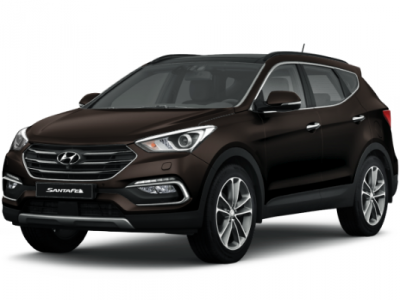 2017 Hyundai Santa Fe 2.4 AT 4WD  - 2 446 600 руб.