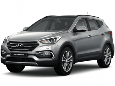 2017 Hyundai Santa Fe 2.2 CRDi AT 4WD  High-Tech - 2 464 000 руб.