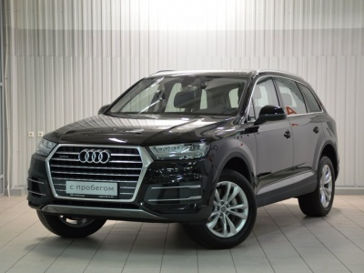 2016 Audi Q7 3.0 TDI quattro AT  - 3 999 000 руб.