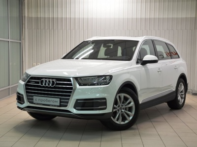 2016 Audi Q7 3.0 TDI quattro AT  - 4 090 000 руб.