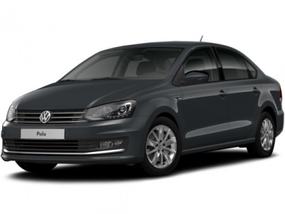 2017 Volkswagen Polo 1.6 AT  - 776 890 руб.