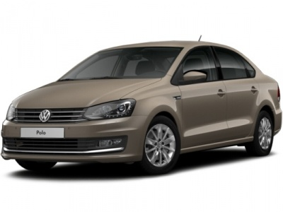 2018 Volkswagen Polo 1.6 MT  - 780 890 руб.