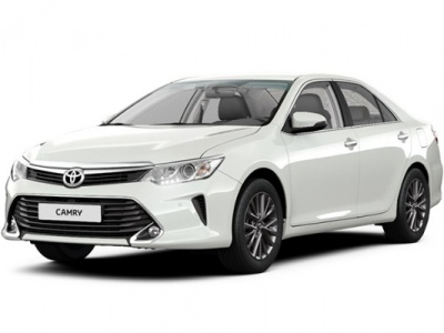 2017 Toyota Camry 2.5 AT  Exclusive - 1 669 000 руб.
