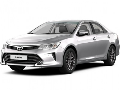 2017 Toyota Camry 2.5 AT  Exclusive - 1 698 000 руб.