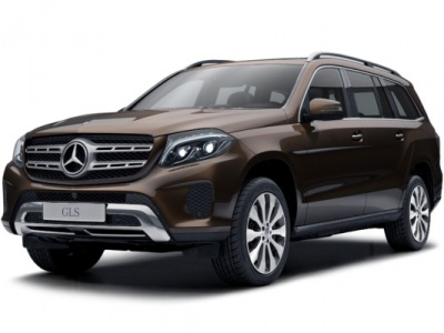2017 Mercedes-Benz GLS-Класс GLS 350 d AT  - 4 299 000 руб.