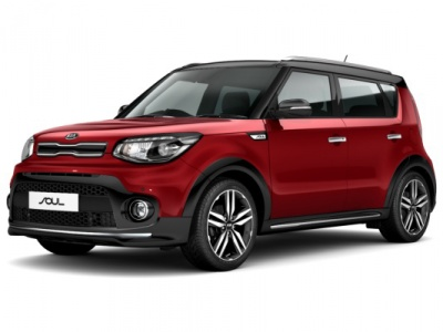 2018 KIA Soul 2.0 AT  Luxe - 1 141 900 руб.
