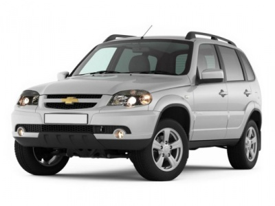 2010 Chevrolet Niva 1.7 MT  - 299 000 руб.
