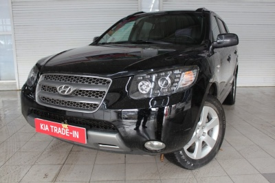 2008 Hyundai Santa Fe 2.2 CRDi AT  - 540 000 руб.