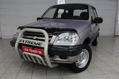 2008 Chevrolet Niva 1.7 MT  - 350 000 руб.