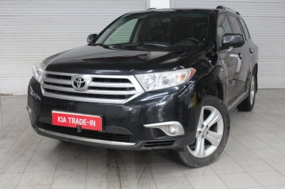 2011 Toyota Highlander 3.5 AT  - 1 420 000 руб.