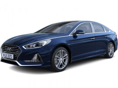 2017 Hyundai Sonata 2.4 AT  - 1 560 000 руб.