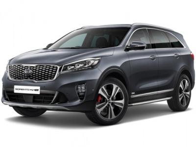 2018 KIA Sorento 2.2 D AT AWD  GT Line - 2 719 900 руб.