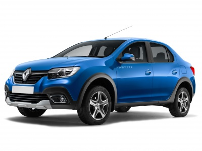 2018 Renault Logan 1.6 CVT  Stepway Drive City - 865 980 руб.
