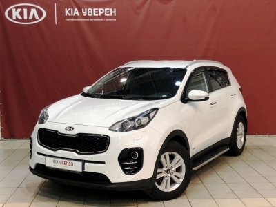 2017 KIA Sportage 2.0 D AT 4WD  - 1 689 000 руб.
