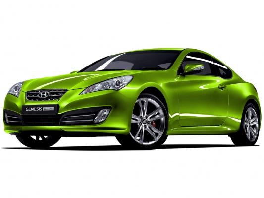 Цвета Hyundai Genesis Coupe I поколение 2008 н д