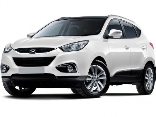 Цвета Hyundai Ix35 Suv I поколение 2010 2013