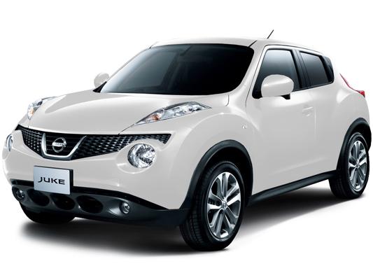 Цвета Nissan Juke Hatchback актуальная палитра Ниссан