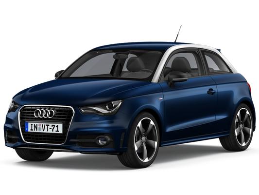Цвета Audi A1 Hatchback актуальная палитра Ауди А1 Хэтчбек цвет и его точное название