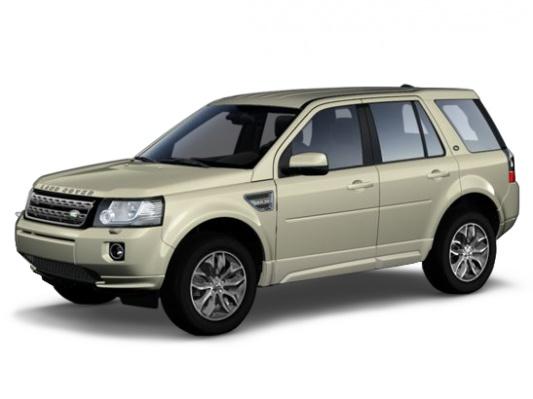 Цвета Land Rover Freelander Suv Ii поколение рестайлинг