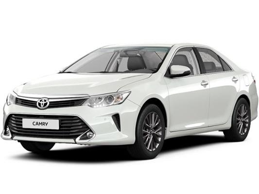 Цвета Toyota Camry 2019 Vii поколение рестайлинг купить новый автомобиль Тойота Камри