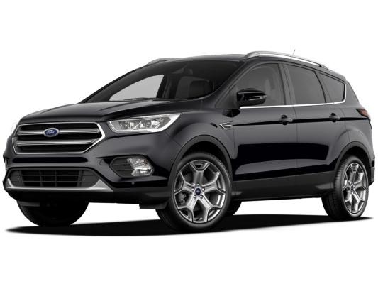 Цвета Ford Kuga (2019, II поколение рестайлинг) - купить ...