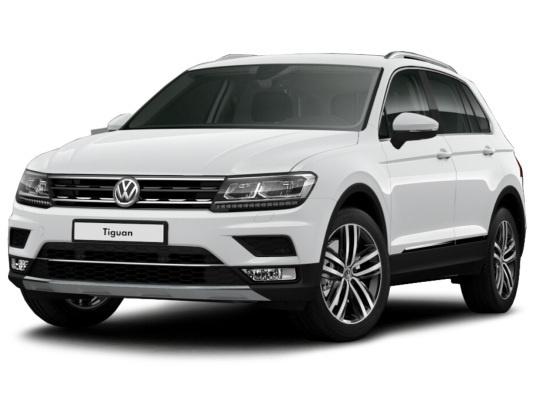 Цвета Volkswagen Tiguan 2019 Ii поколение купить